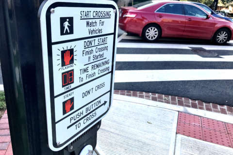 11 DC intersections that will soon be safer to walk through