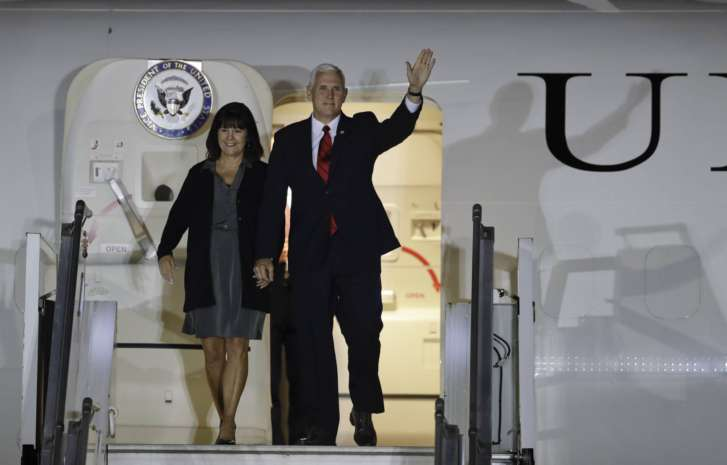 Pence Cuts Short Trip To South America
