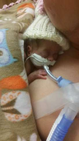 Anne Arundel Medical Center\'s smallest baby finally goes home   WTOP
