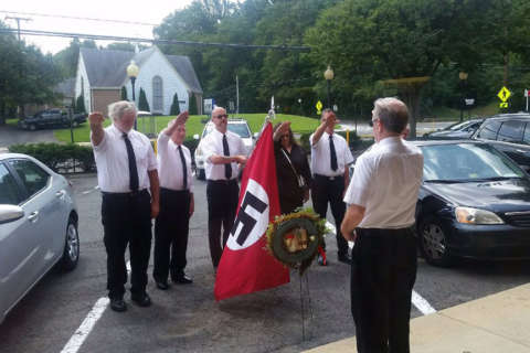 Neo-Nazis flock to Arlington shopping center where leader was killed 50 years ago