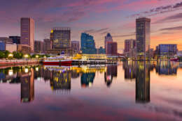 Bed bugs see the charm of Charm City. Baltimore, Maryland, came in at No. 11 on the list, but that is a big step down from where the city ranked in another survey at the beginning of 2017. (Thinkstock)
