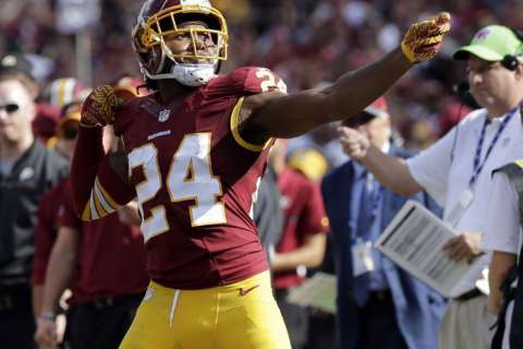 Redskins' Norman feels singled out for celebration ritual