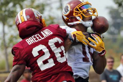 As practices get chippy, Redskins ready to face another team