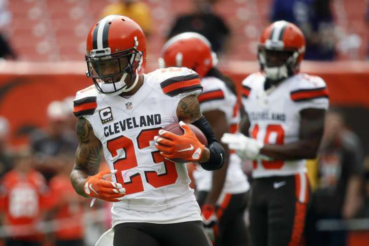 Steelers, Haden agree to three-year deal