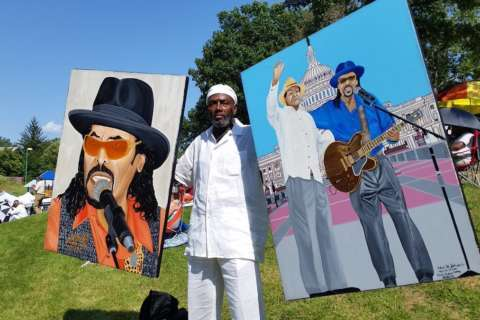 Chuck Brown Day: Celebrating the 'Godfather of Go-Go'
