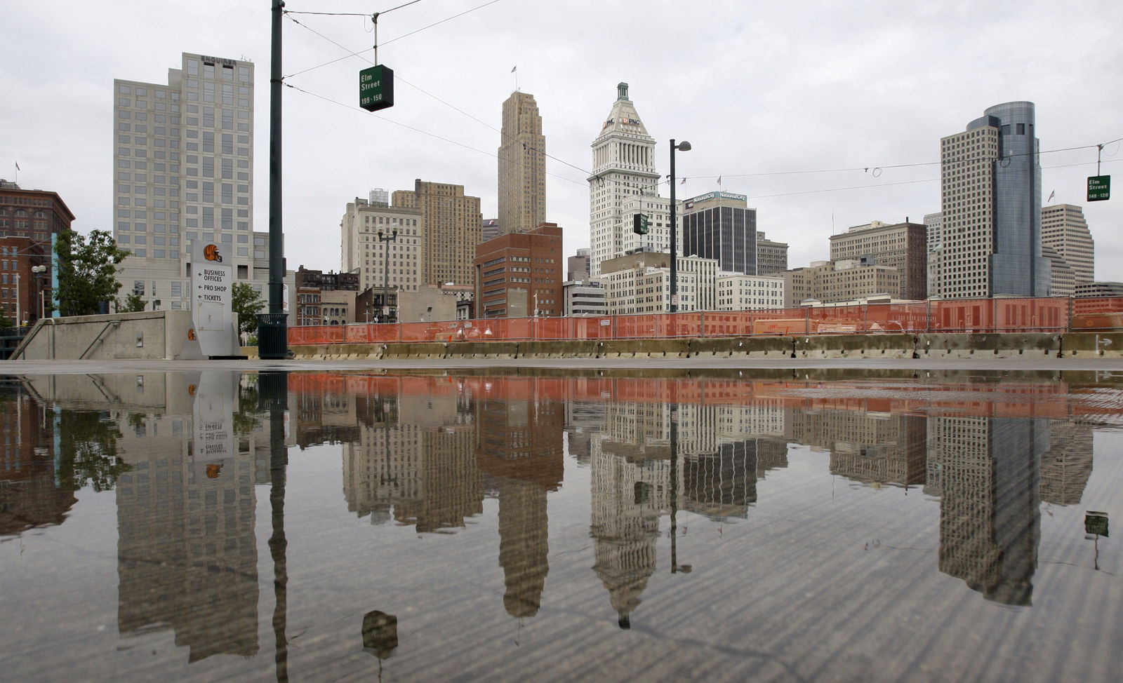 Cincinnati, Ohio comes in second on Terminix's list. (AP Photo/Al Behrman)