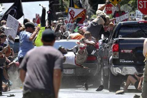 Judge: Car crash meme admissible in Charlottesville murder trial
