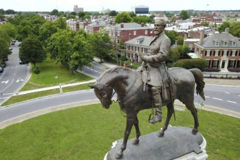Group ignores protest ban, plans rally at Richmond Confederate statue
