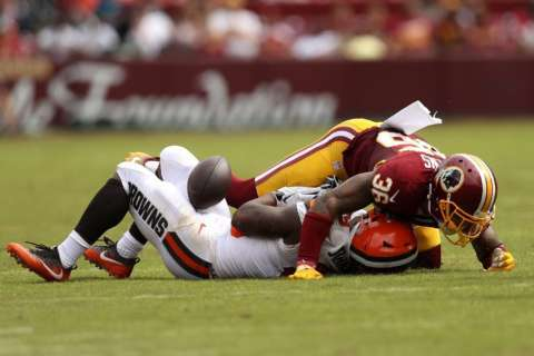Cravens happy to be back at familiar position