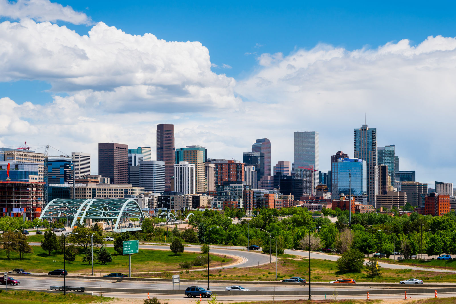Evidently, bed bugs don't mind the altitude of the Mile High City. Denver, Colorado, ranked fifth in Terminix's list. (Thinkstock)