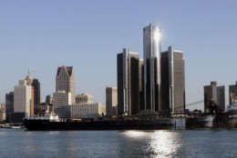 Coming in at number three is Detroit, Michigan. FILE. (AP Photo/Carlos Osorio, file)