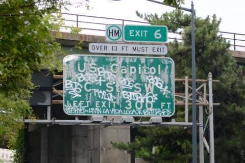 A look at the District's screwy road signs