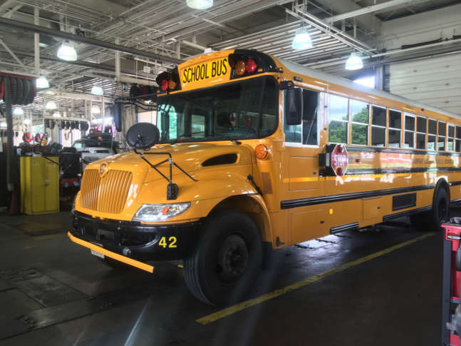 Ready To Roll Fast Facts On Fairfax Co School Buses Wtop