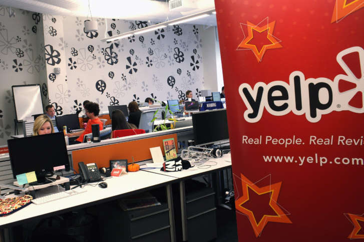 yelp nyc office. Yelp Already Has Offices In New York. (Photo By Spencer Platt/Getty Images) Nyc Office R
