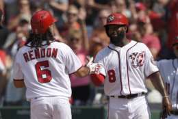 Anthony Rendon, Brian Goodwin