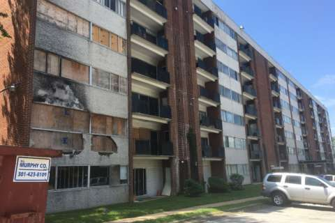 Prince George's condo complex fails inspection; residents ordered to leave