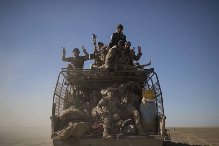 Hashd Sha'abi fighters to take part in Tal Afar operation