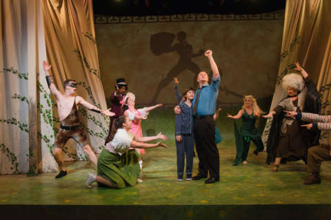 'Big Fish' marks grand finale of Keegan Theatre's 20th season in Dupont Circle
