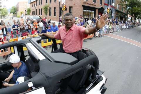 Oriole Eddie Murray to highlight health insurance enrollment