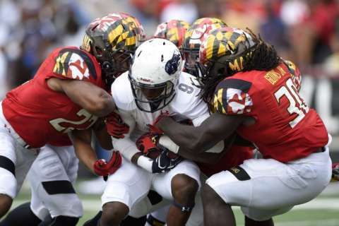 Maryland football 2017 preview