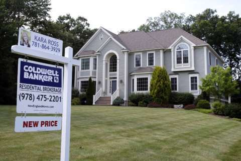 Are DC area homeowners still underwater on mortgages?