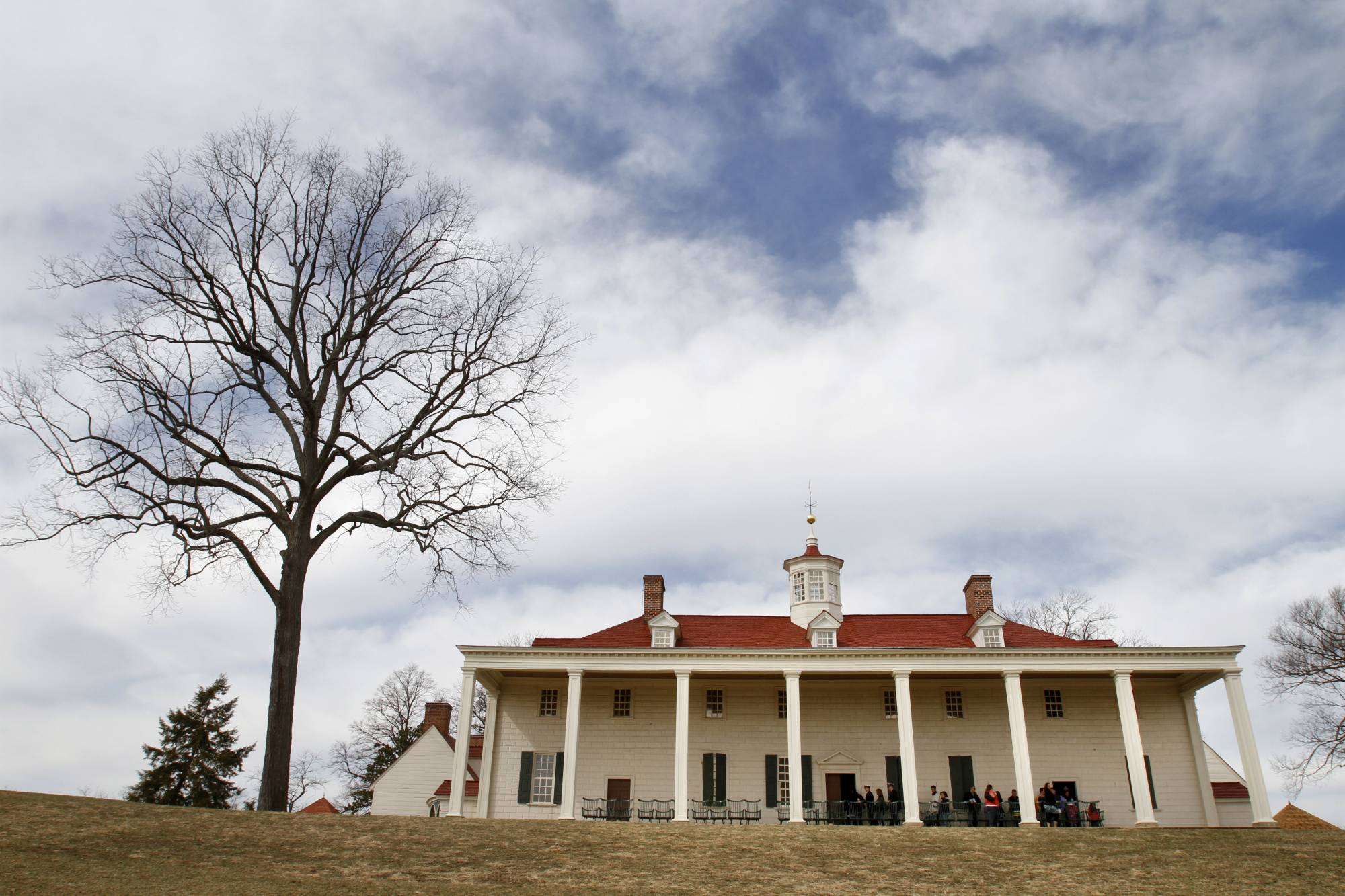 how to get to mount vernon from washington dc