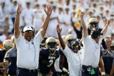Navy Football 2017 Preview