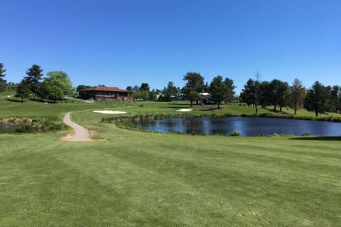 Playing Through: Needwood Golf Course