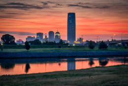 Oklahoma City comes in at No. 9. (Thinkstock)