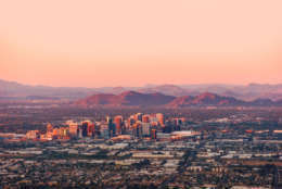 Bed bugs don't mind the desert either. Phoenix, Arizona came in at seventh place in Terminix's list. (Thinkstock)