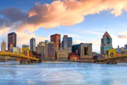 Bed bugs like Pittsburgh too. The Pennsylvania city came in at No. 12 on Terminix's list. (Thinkstock)