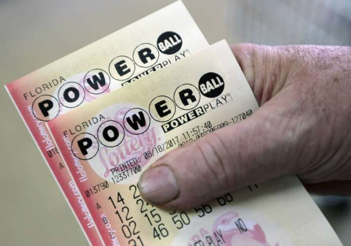 Two multimillion-dollar lottery jackpots up for grabs