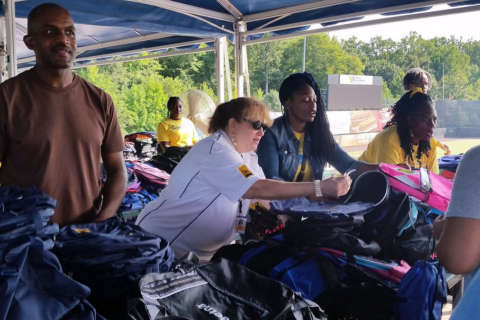 Prince George's Co. Back-to-School fair: 10K backpacks for students in need