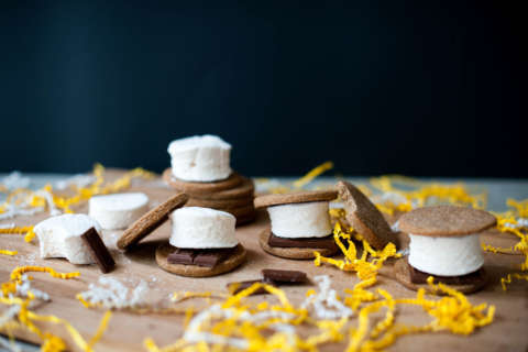 Where to find s'mores in DC, no campfire required