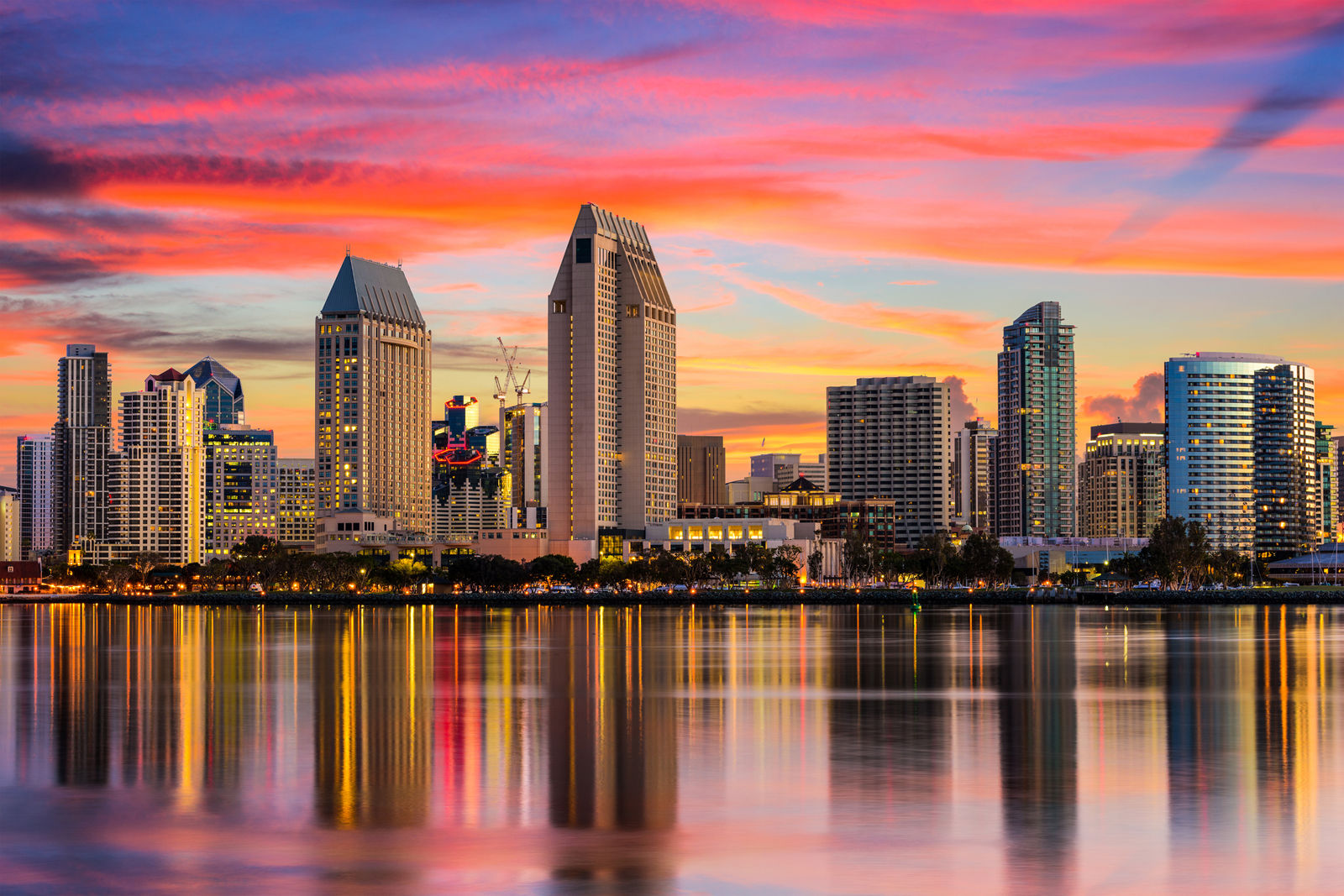 It will be bad news for Ron Burgundy, but San Diego, California, came in at No. 20 on Terminix's list. (Thinkstock)