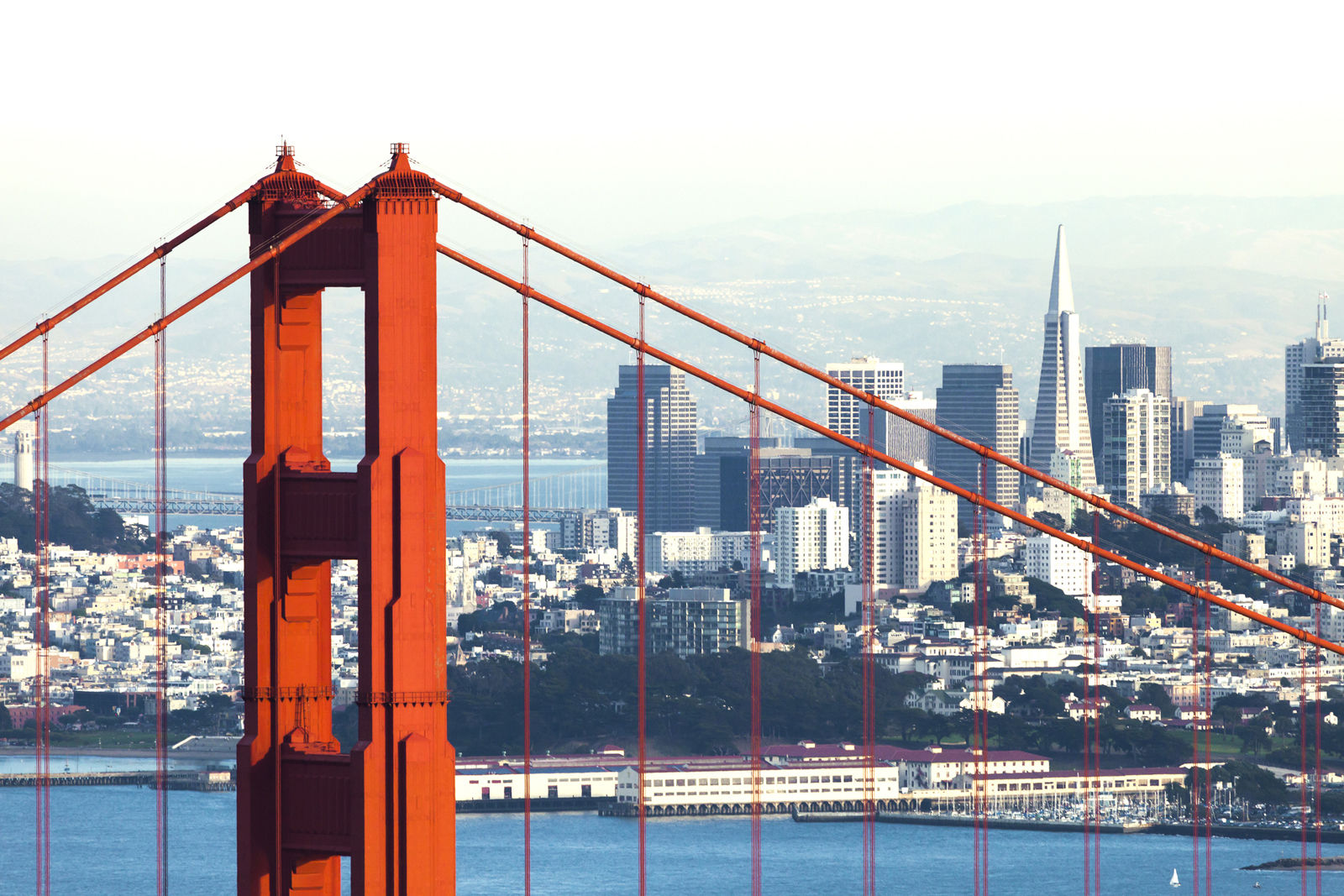San Francisco, California, ties D.C. for fourth most-expensive in North America. (Thinkstock)