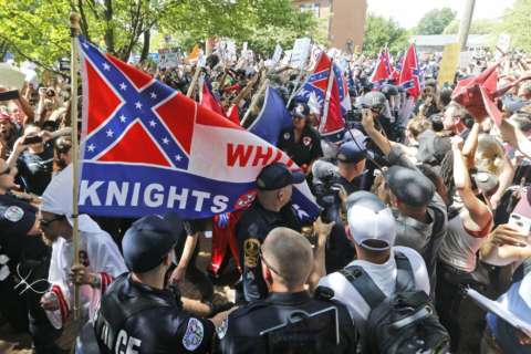 Congress approves measure condemning Charlottesville violence, white nationalists