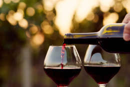 Like flannel sheets or a bowl of chili, big red wines provide warmth and contentment. (Thinkstock)