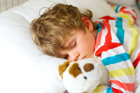 Adjusting your child's sleep schedule for the start of school