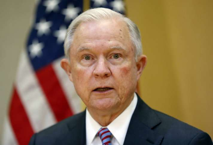 Sessions: US prosecutors will help addiction-ravaged cities
