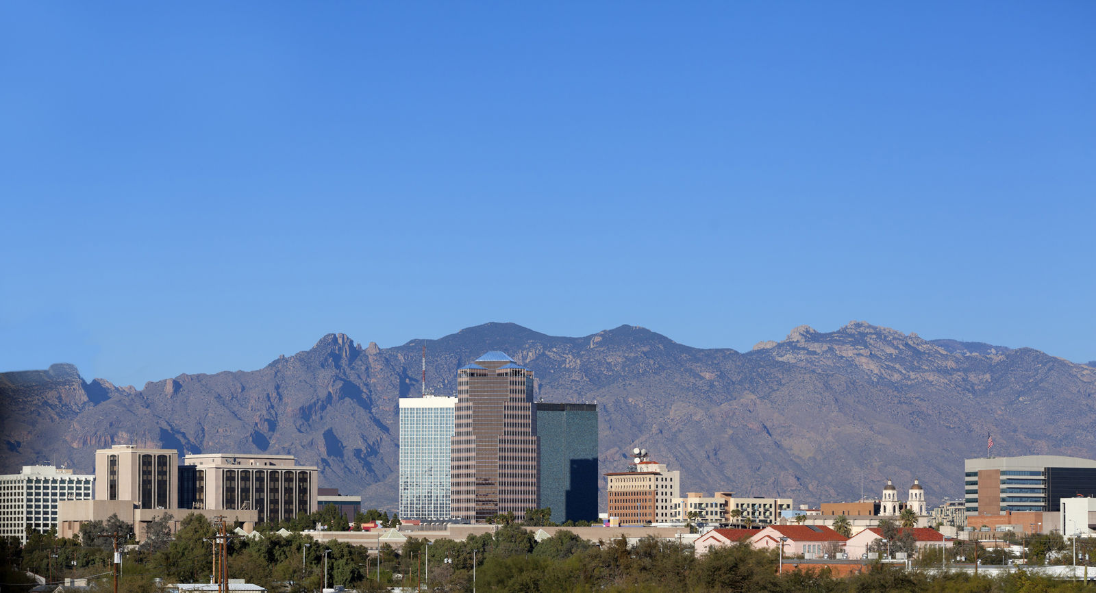 Tucson, Arizona, comes in at No. 14 on the list. (Thinkstock)