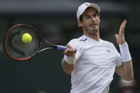 Andy Murray to play Citi Open Tournament in DC as part of injury comeback