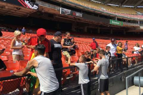 A rebuilt DC United may have to wait for next year