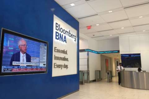 From its Crystal City HQ, Bloomberg BNA keeps growing