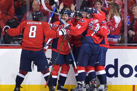 Capitals play the Coyotes, look for 7th straight win