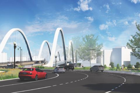 New Douglass Bridge: Plans and designs unveiled for SE project