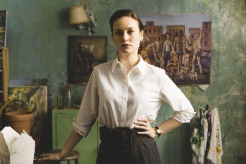 Review: Brie Larson, Woody Harrelson shine as 'Glass Castle' script cracks
