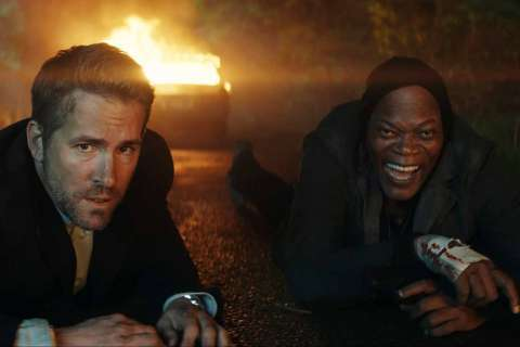 Review: 'Hitman's Bodyguard' explodes with funny banter above generic plot
