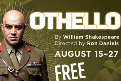 Watch 'Othello' for free at Shakespeare Theatre Company's annual 'Free for All'