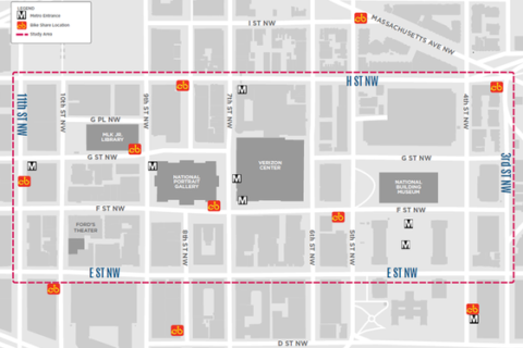 Downtown DC neighborhoods see changes to metered parking rates